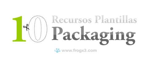 plantillas packaging