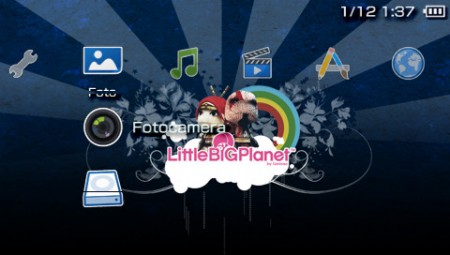 temas psp little big planet