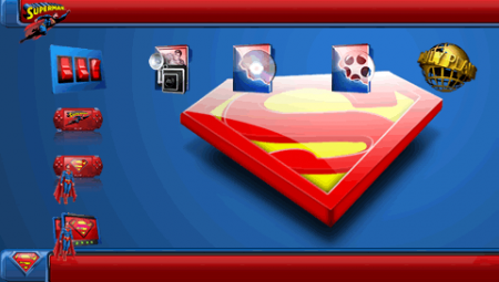 temas psp superman