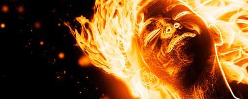 tutorial photoshop efectos de fuego