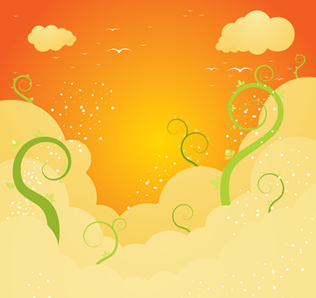 vector-dreamy-sky-preview-by-dragonart