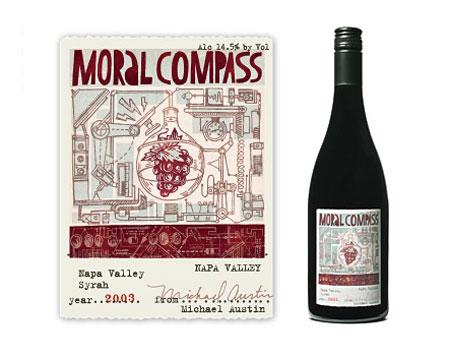 etiqueta 02 25 ejemplos de diseño de etiquetas para botellas