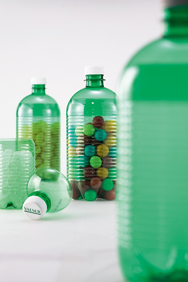 recycline behaelter Ejemplos para reciclar botellas de plastico