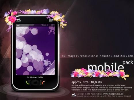 fondos de pantalla windows mobile