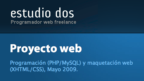 maquetacion web