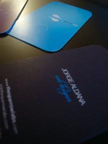 tarjetas de presentacion sparrow labs