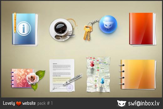 freshicon12 40 paquetes de iconos gratis para bloggers y diseñadores