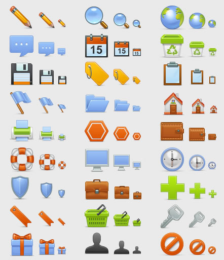 freshicon14 40 paquetes de iconos gratis para bloggers y diseñadores
