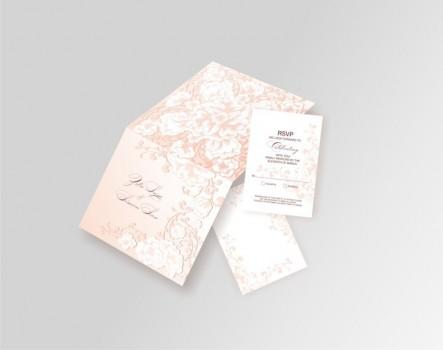 764251231771969 443x350 63 diseños de invitaciones para boda realmente creativas...