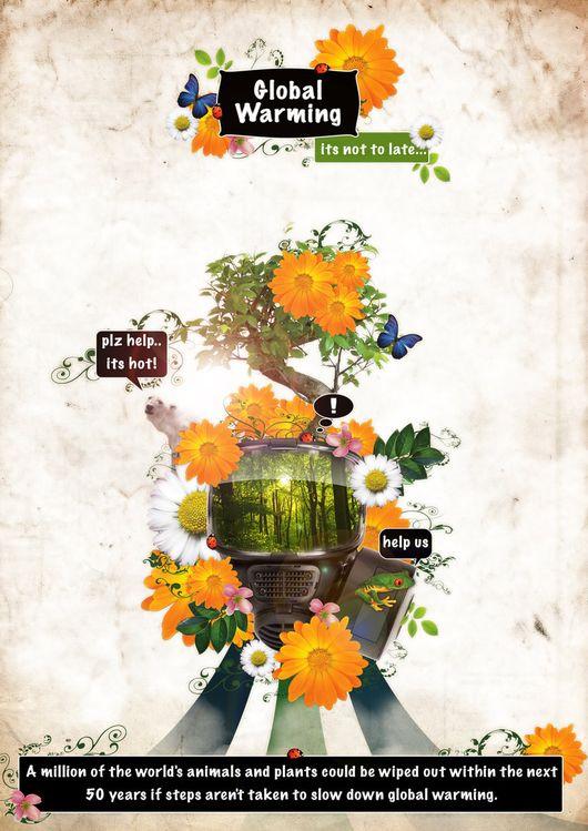 Mensaje Sobre El Cuidado Del Ambiente | apexwallpapers.com