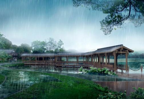 chinese wallpaper  02 505x350 30 hermosos fondos de pantalla de paisajes chinos