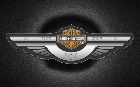 harley davidson logo tutorial 560x350 25 Increíbles tutoriales para crear logos corporativos, grandes empresas