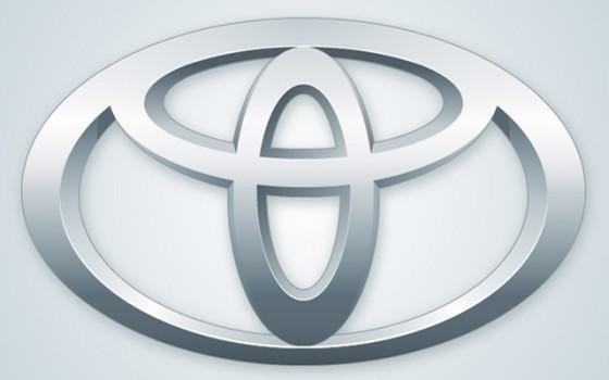 toyota logo tutorial 560x350 25 Increíbles tutoriales para crear logos corporativos, grandes empresas