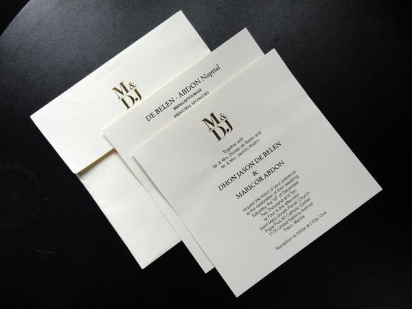 bodas 2 27 Excelentes diseños de invitaciones para eventos