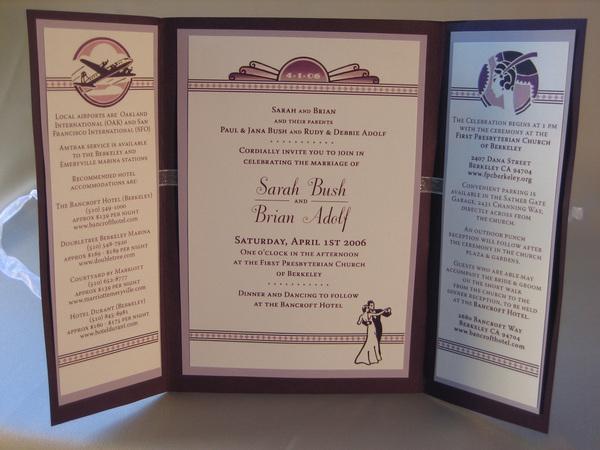 bodas 3 27 Excelentes diseños de invitaciones para eventos