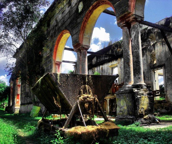 fotografías de México, haciendas de Yucatán