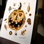 Pumpkins-Calaveras