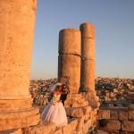 fotos de boda en el templo de hercules