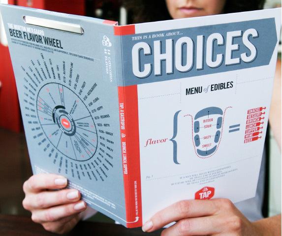 menu de comida 7 Ejemplos de menus de comida para inspirarse