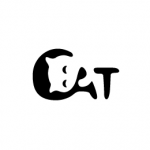 diseños logos gatos 1