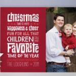 diseños tarjetas navidad 25