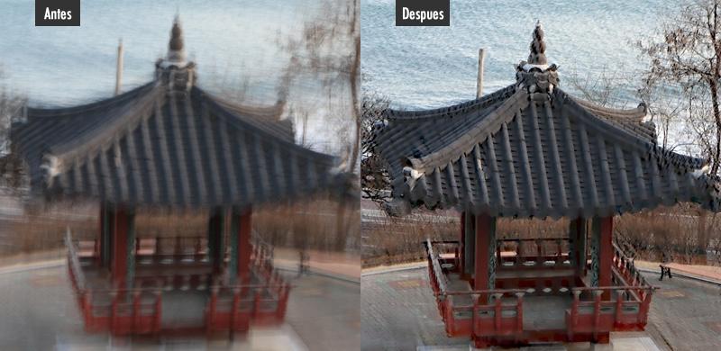 ejemplos photoshop deblur tool 2