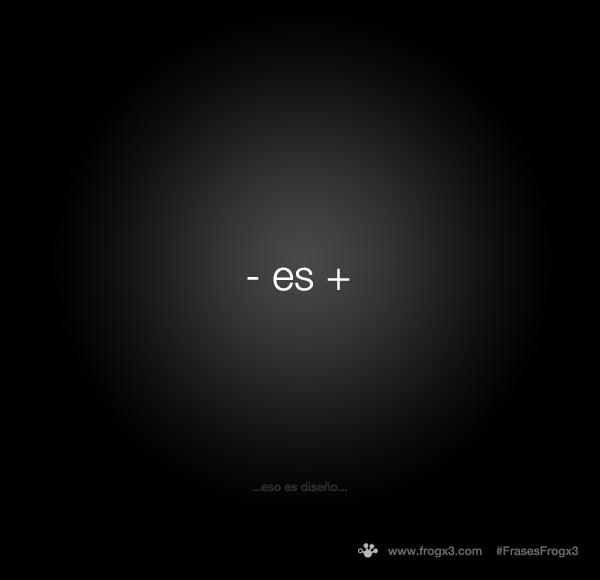 - es + #FrasesFrogx3