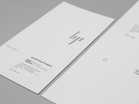 nueva identidad corporativa HP 3