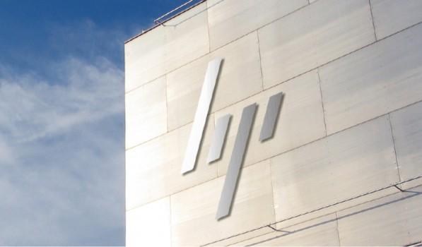 nueva identidad corporativa HP 4