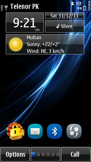 Temas nokia N9 Wave 6 Temas para Nokia N9 gratis