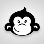 ejemplos logotipos cute little monkey