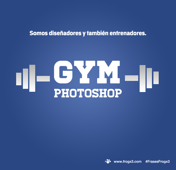 GYM Photoshop