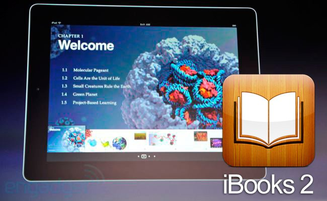 ibooks2 Apple lanza iBooks 2 y iBooks Author, son geniales!
