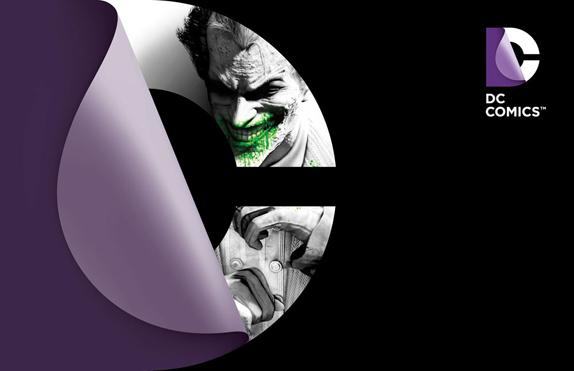 nuevo logo DC Comics Batman