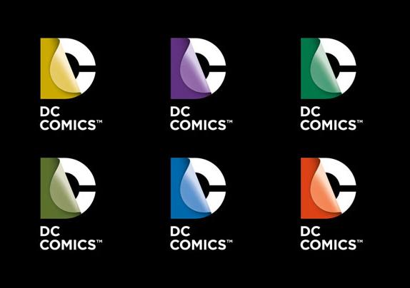 nuevo logo DC Comics