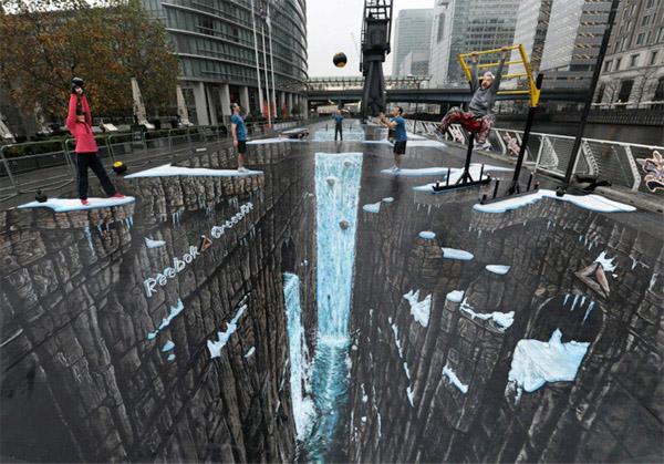 obras de arte 3D callejeras 2
