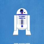 poster geek R2D2