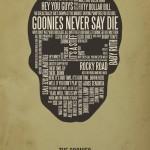 poster geek goonies