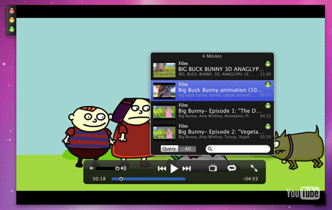 reproductor de youtube 8 Aplicaciones para Mac para adictos a Internet