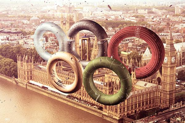 diseños juegos olimpicos 2012 1