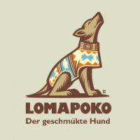 diseños logos perros lomapoko