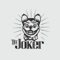 diseños logos perros the joker