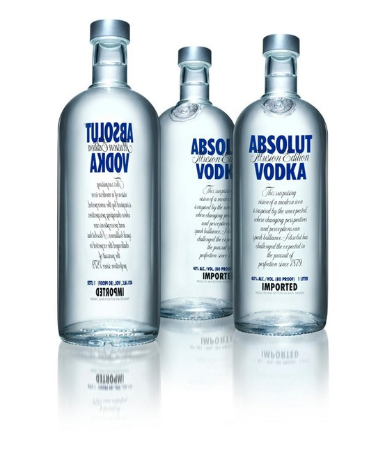 diseños packaging vodka absolut 1