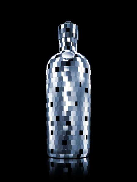 diseños packaging vodka absolut 24