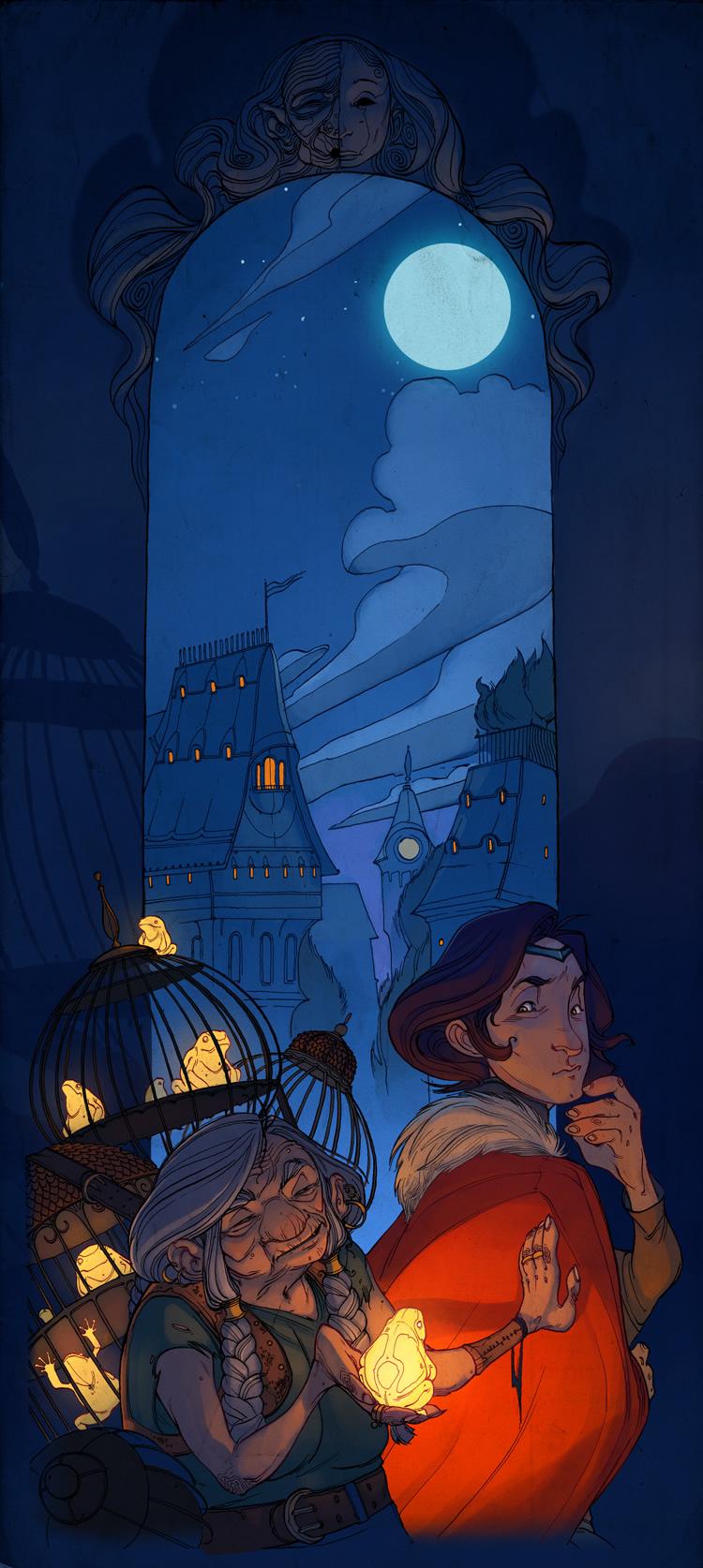 ilustraciones nichola kole 8