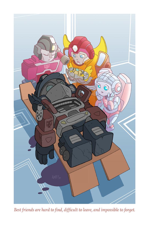 ilustraciones tragedias adorables optimus prime