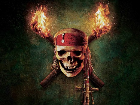 1287546157 1600x1200 pirates of the caribbean wallpaper 466x350 Disney anuncia Piratas del Caribe 5 para el 2015