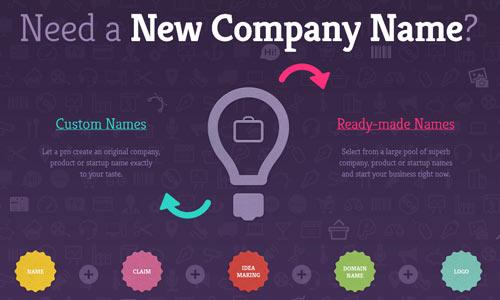 13 newcompanyname 10 Ilustraciones creativas utilizas diseños web
