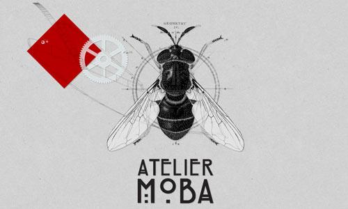 19 ateliermoba 10 Ilustraciones creativas utilizas diseños web