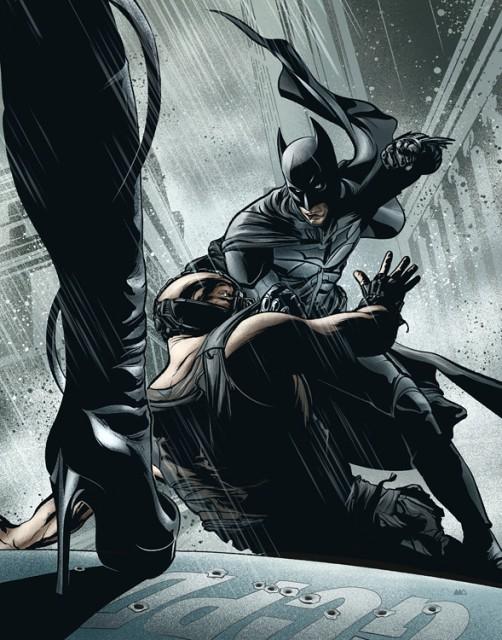 76 dark knight rises review01 502x640 Impresionantes posters inspirados en Peliculas.